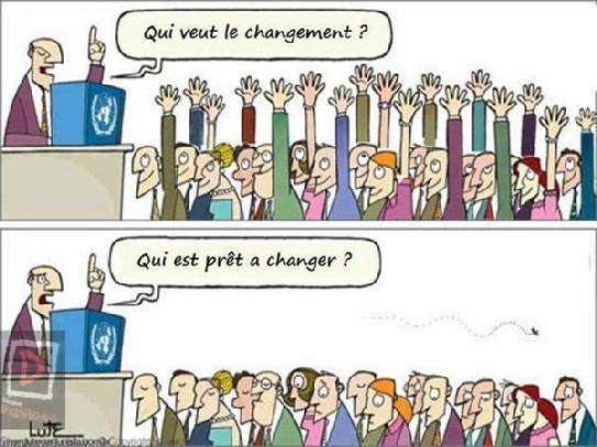 La résistance au changement sur les projets