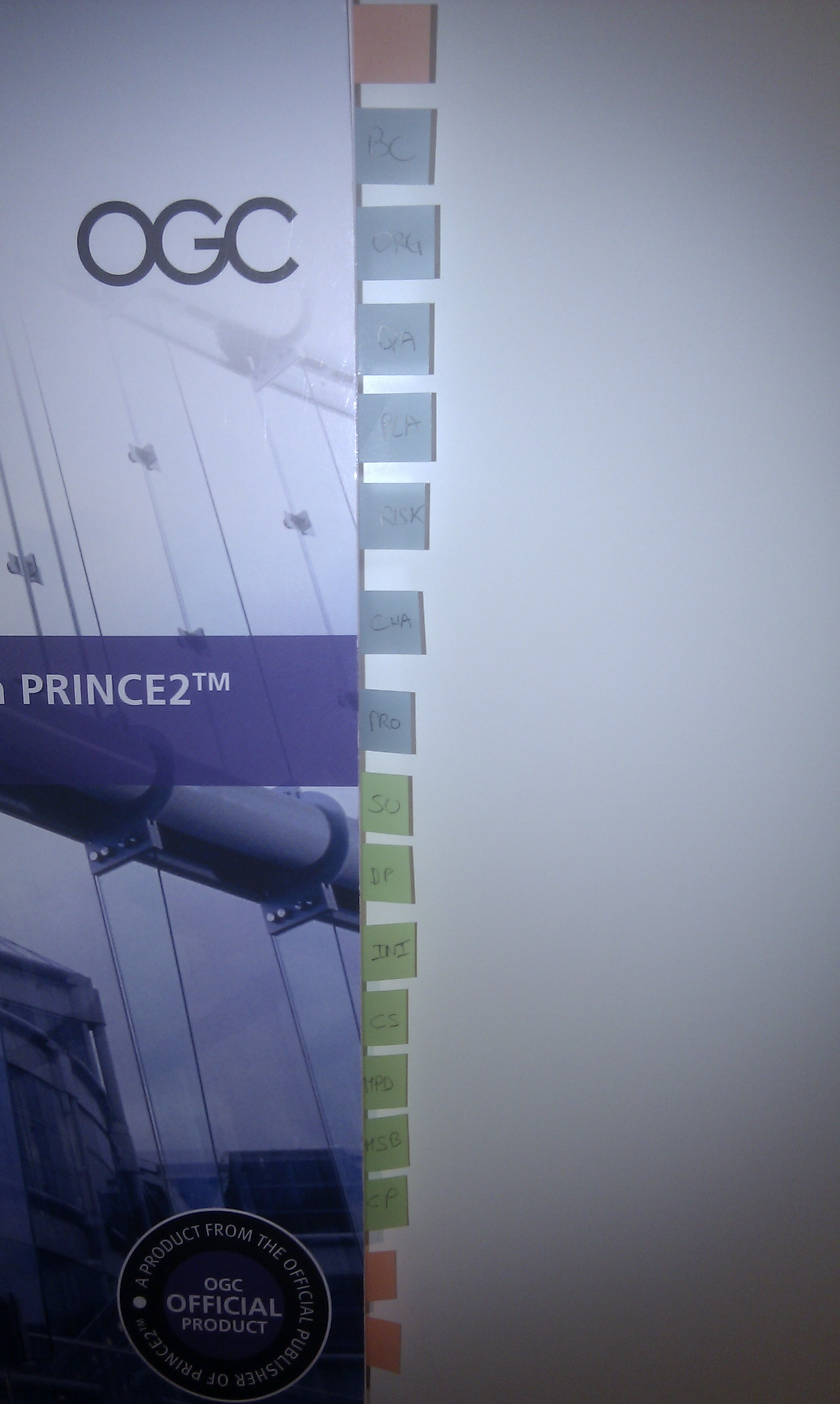 Managing Successful Projects With Prince2 2009 Edition Manual Pdf