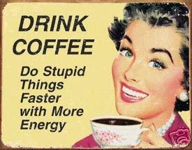 Faites des choses stupides plus vite avec plus d'énergie