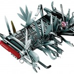 Trop d'outils tuent l'outil ..