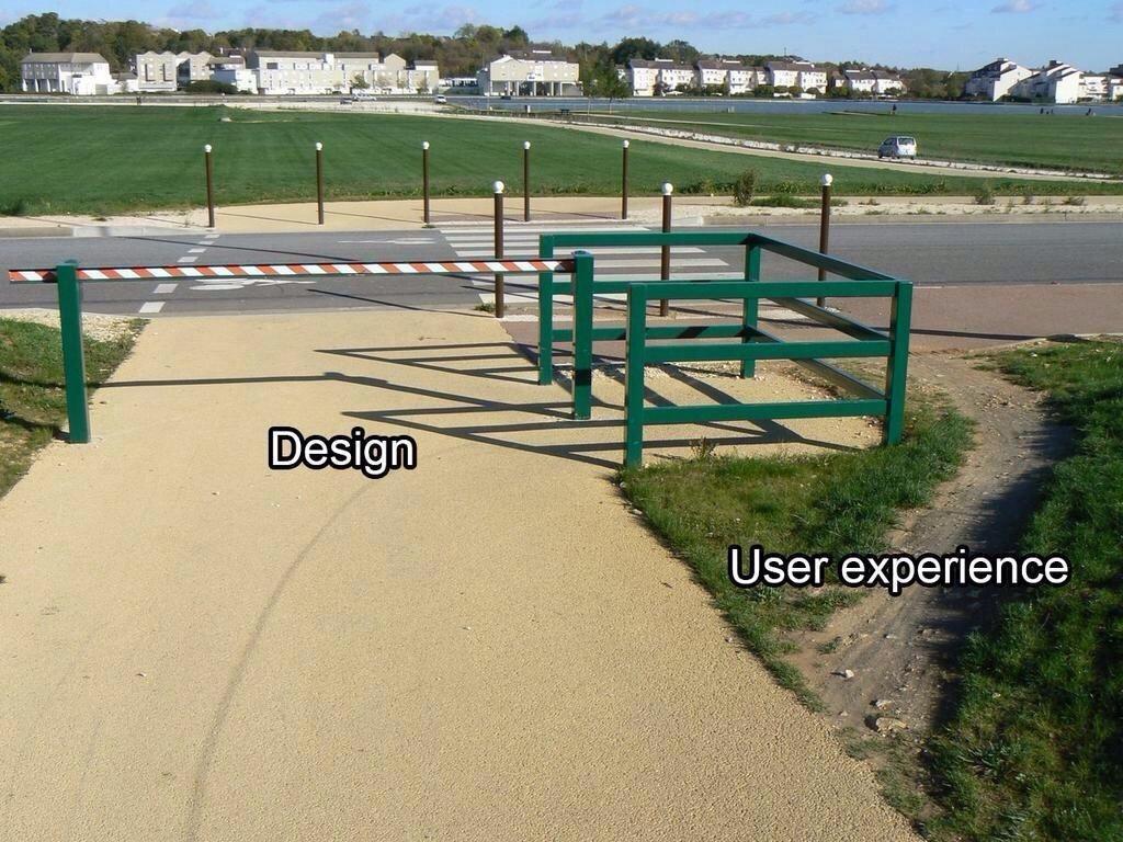L'expériece utilisateur